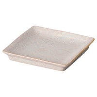 Meal Items Sen Square Small Plate KY7162-08 (102x102x15mm)