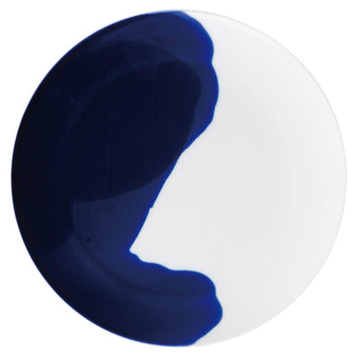 Shade Blue 23cm Round Plate (235×15mm) KY7006-06