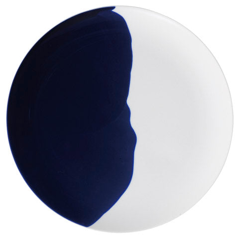 Shade Blue 26cm Round Plate (260×17mm) KY7006-05