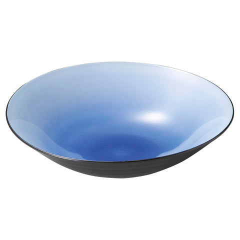 Quelle Blue 21cm Deep Bowl (210×50mm) KY7005-6