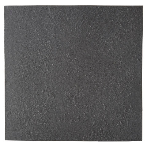 Carbon Black 20cm Square Plate (200x200x7mm) KY7087-02