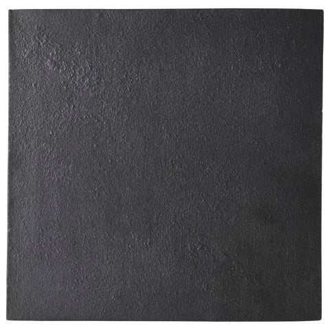 Carbon Black 24cm Square Plate (240x240x7mm) KY7087-03