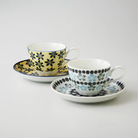 Pair Coffee Cup & Saucer  64-55-61