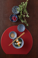 Grilled Dish & Small Bowl 8.5cm Set  78-55-45