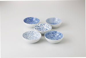 5pcs Small Bowl Gift Set  KY94-53-43