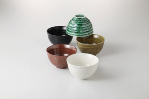 5pcs Rice Bowl Gift Set  KY104-55-43