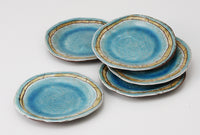 5.0 Small Plate 5pcs Set  112-53-74