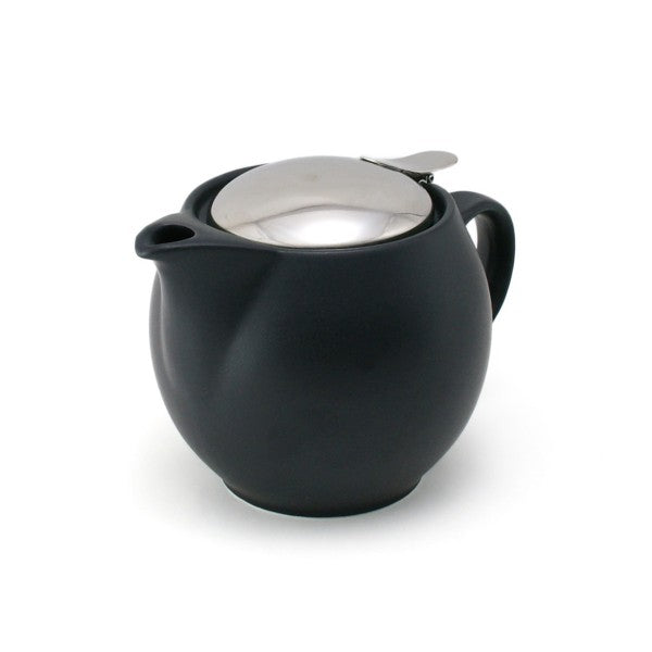 Teapot Noble Black 450cc