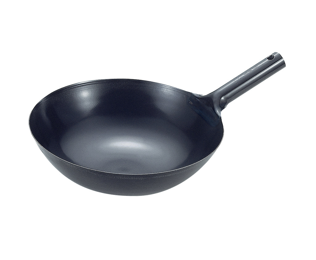 KYS iron deep frying pot 36cm