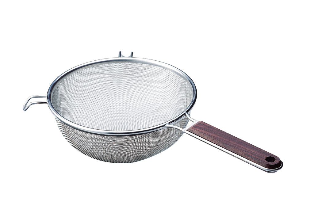 Stainless Strainer Roosewood 20cm