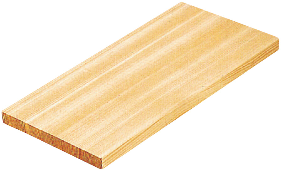 Spruce canadian hinoki cutting board
