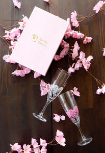 Champagne Glass Sakura Gift Set 52108103