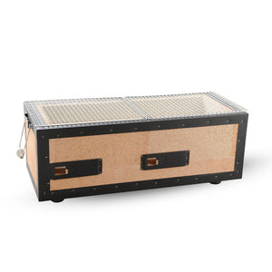 Diatom Earth Charcoal Grill BQ8WF with Grips