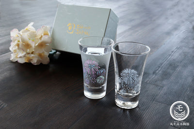 Sake Glass Fireworks Gift Set 52108202