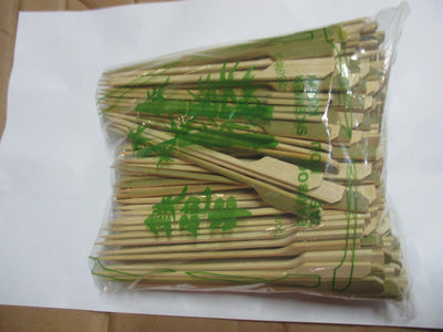 Bamboo skewer TEPPO 18cm (250pcs/pack)