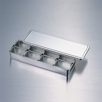 Stainless YAKUMI Pan Mini 8 type