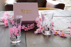Sake Glass Sakura Gift Set 52108102