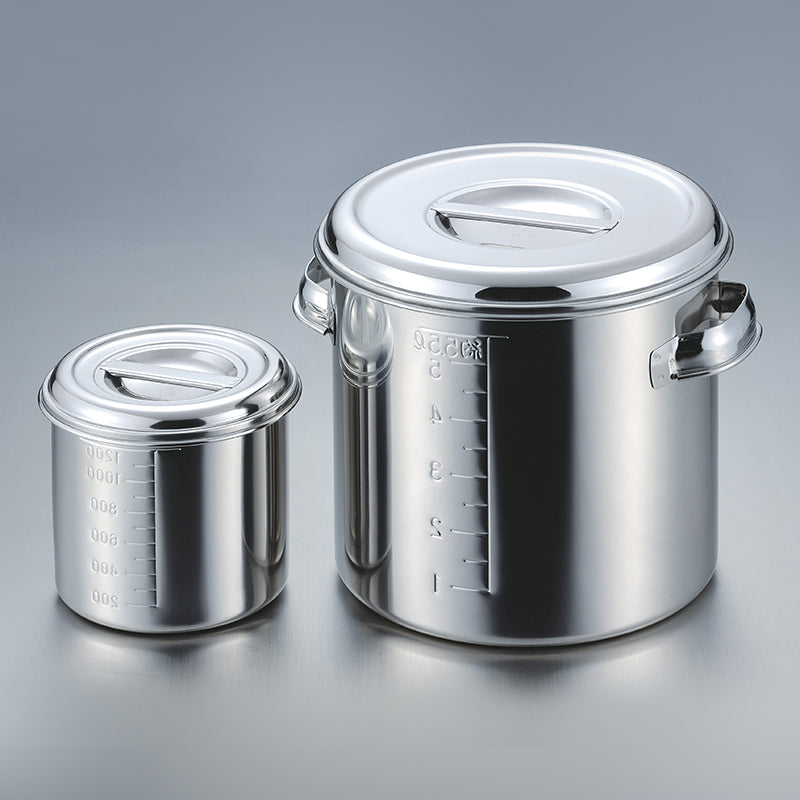 Stainless Kitchen Pot 14cm