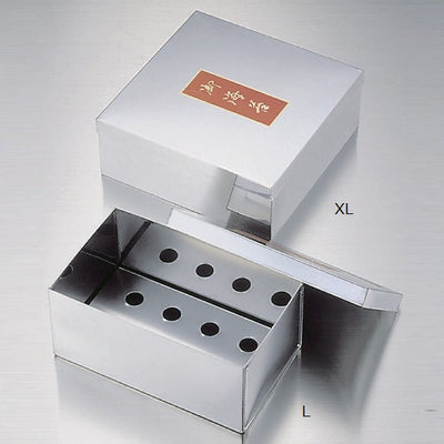 Stainless Seaweed Nori Box  L (10 sheets Type)