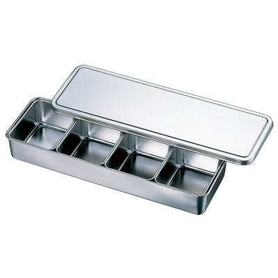 Stainless YAKUMI Pan 4 type