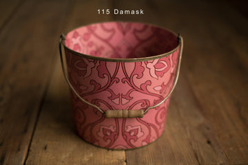 Bucket Hugger | Damask 115