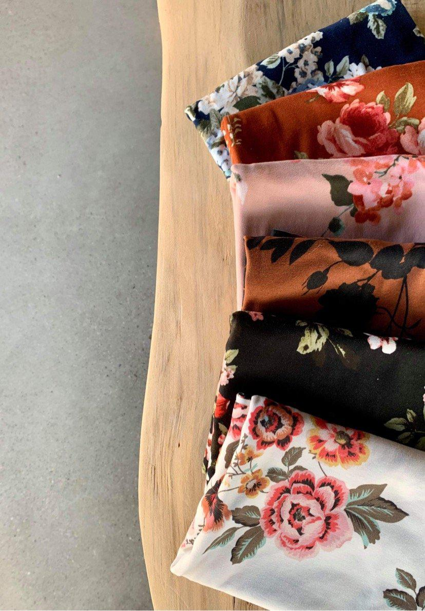 Floral Wrap Grab Bag - 7 Pack