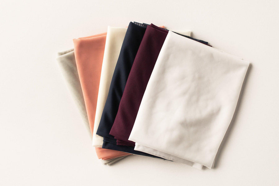 Banks | Set of 6 Solid Wraps