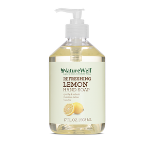 Refreshing Lemon Hand Soap