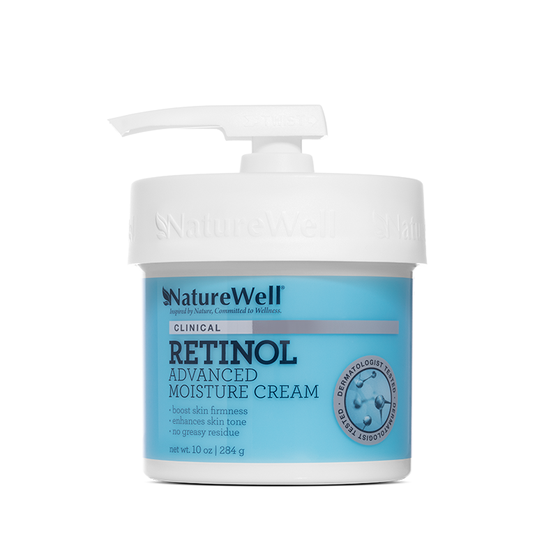 Retinol Advanced Moisture Cream - 10 oz