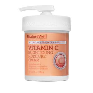 Vitamin C Brightening Moisture Cream 16 oz