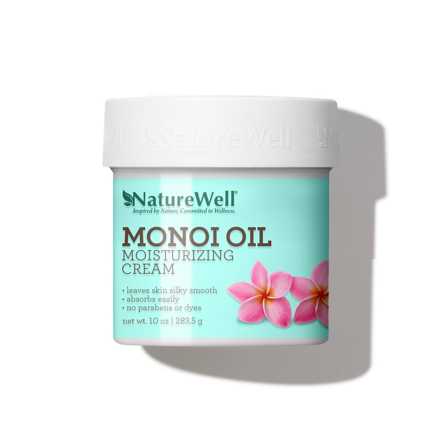 Monoi Oil Moisturizing Cream | 10 oz