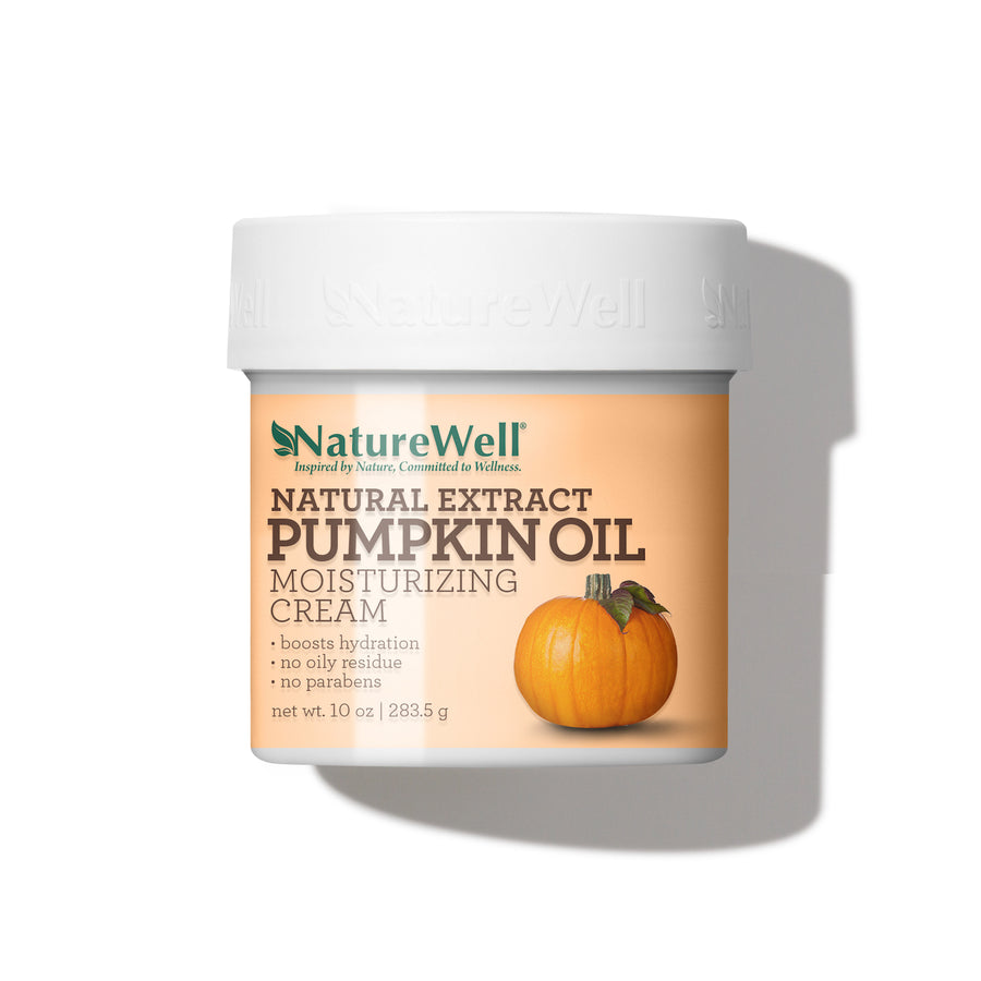 Pumpkin Oil Moisturizing Cream | 10 oz