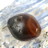 Collectible Old Agate Bead 28mm