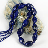Untreated Natural Afghani Lapis Lazuli Beads