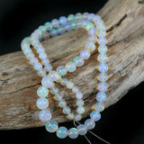 Ethiopan Welo Opal Gemstone Beads 4 - 6mm