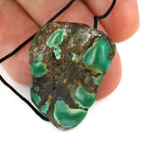Very Old Turquoise Bead Himalayan Traded