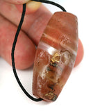 Ancient World Sard Type Old Agate Bead