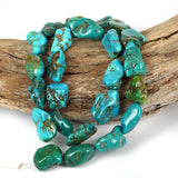 Real Turquoise Gemstone Beads Arizona Kingman USA