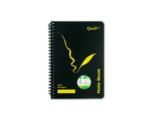 Notebook Quill Q564 167X114mm 40 Leaf