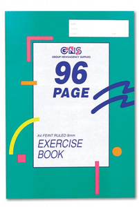 Exercise Book A4 96 pages