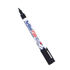 Marker Artline 750 Laundry Black