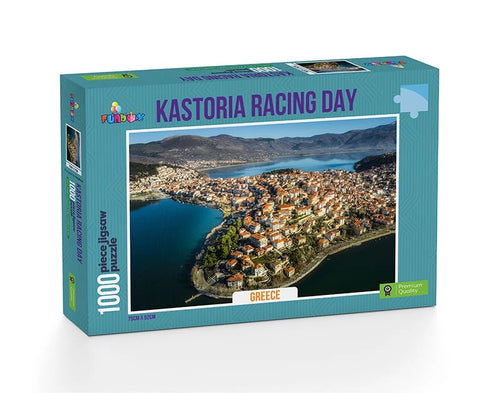 Jigsaw Puzzle 1000 pieces - Kastoria Racing Day