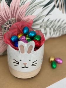 'Nibbles the Rabbit' Planter Pot