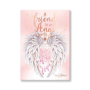 Friend - Wings of Love Magnet