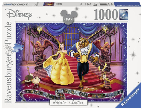 Ravensburger Jigsaw Puzzle 1000 pieces - Beauty & the Beast Collectors Edition