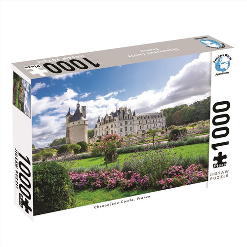 Jigsaw Puzzle 1000 pieces - Chenonceau Castle, France