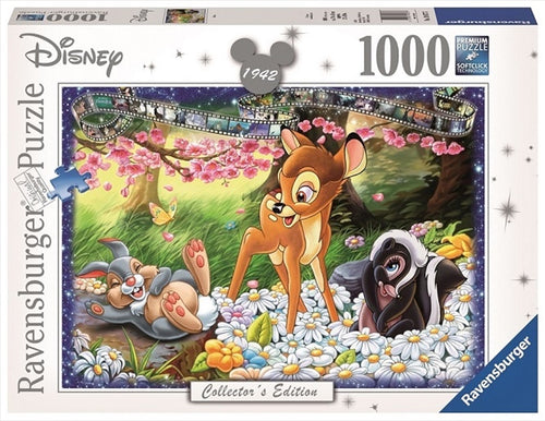 Ravensburger Jigsaw Puzzle 1000 pieces - Bambi Collectors Edition