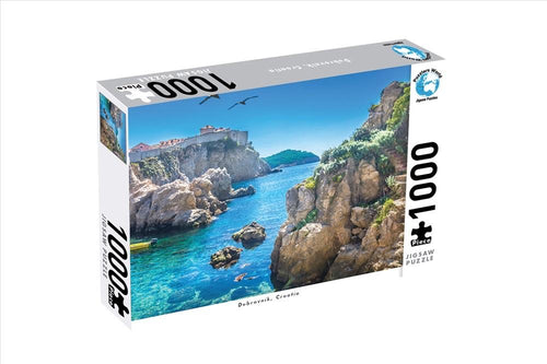Jigsaw Puzzle 1000 pieces - Dubrovnik, Croatia