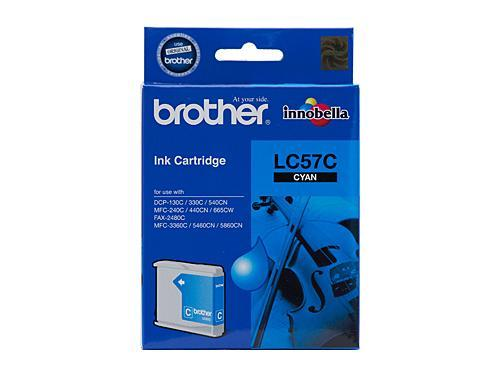 Brother LC57 C Cyan