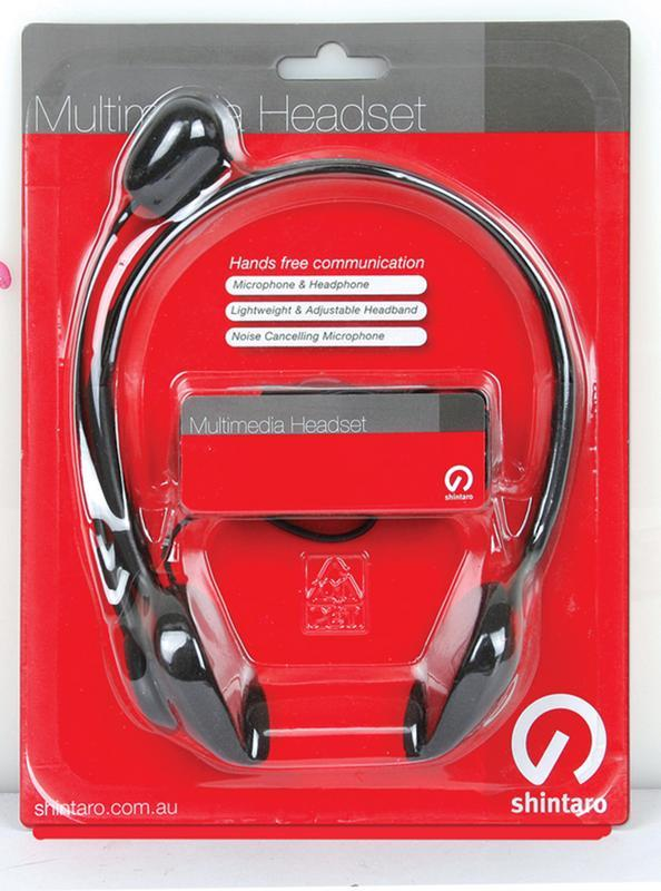 Headset with Microphone Shintaro